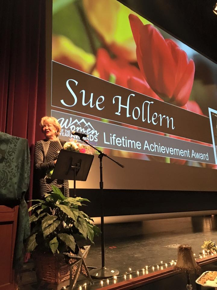 Sue Hollern - Lifetime Achievement