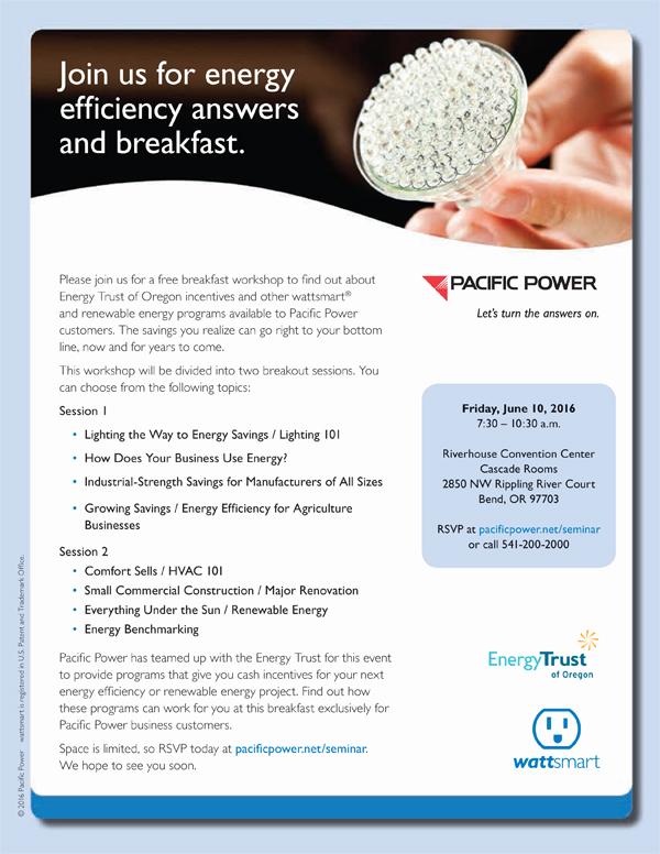 Bend_Business_Breakfast_Pacific_Power_Flyer