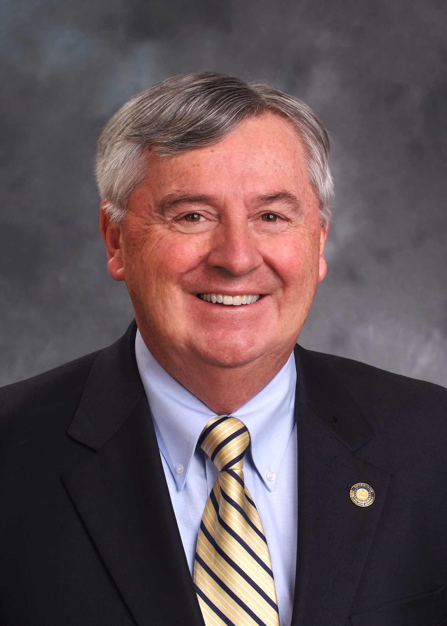 Message From Representative Gene Whisnant 187 Bend Chamber