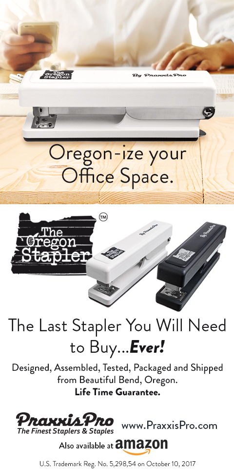 Oregon Stapler