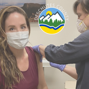 Deschutes County COVID-19 Vaccination