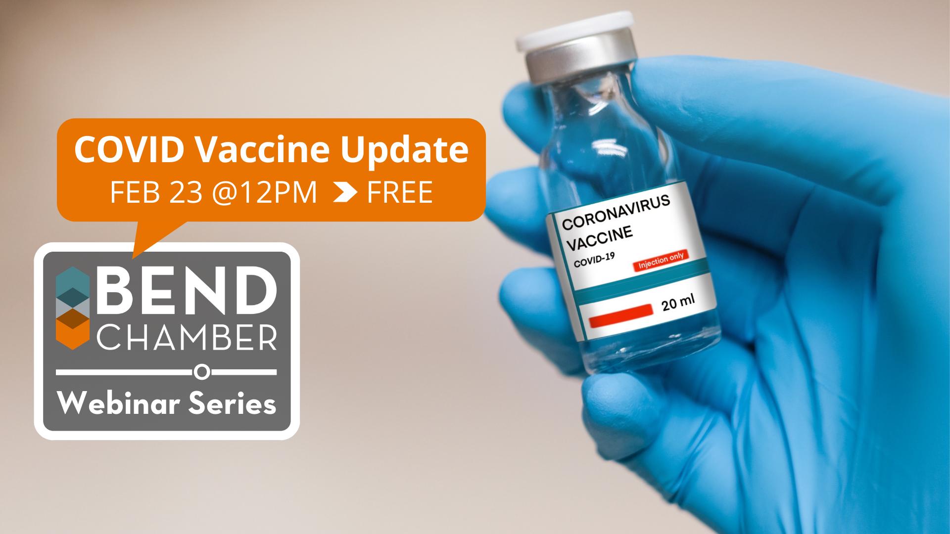 COVID Vaccine Updates