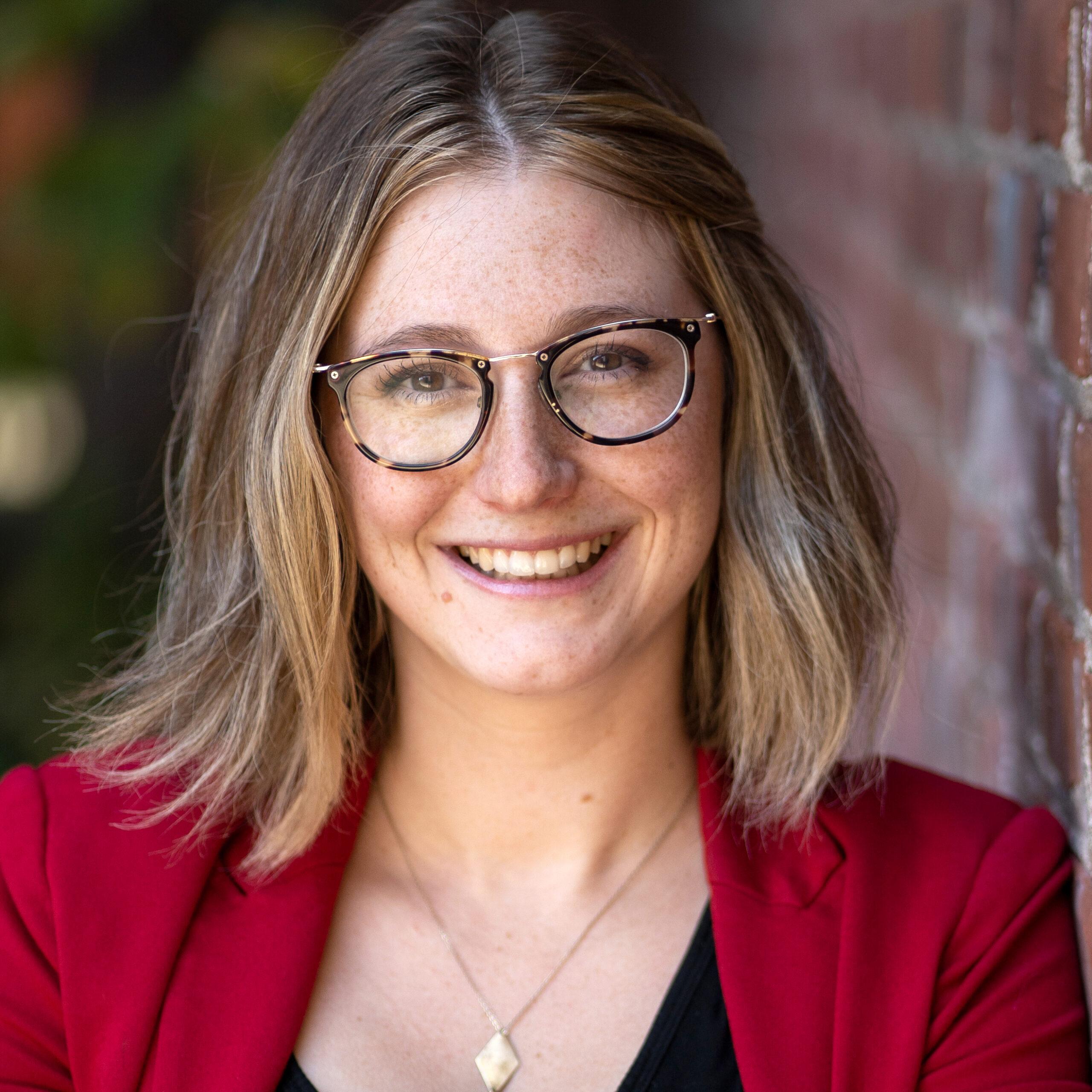 Addie DeLong, Leadership Dev Coordinator