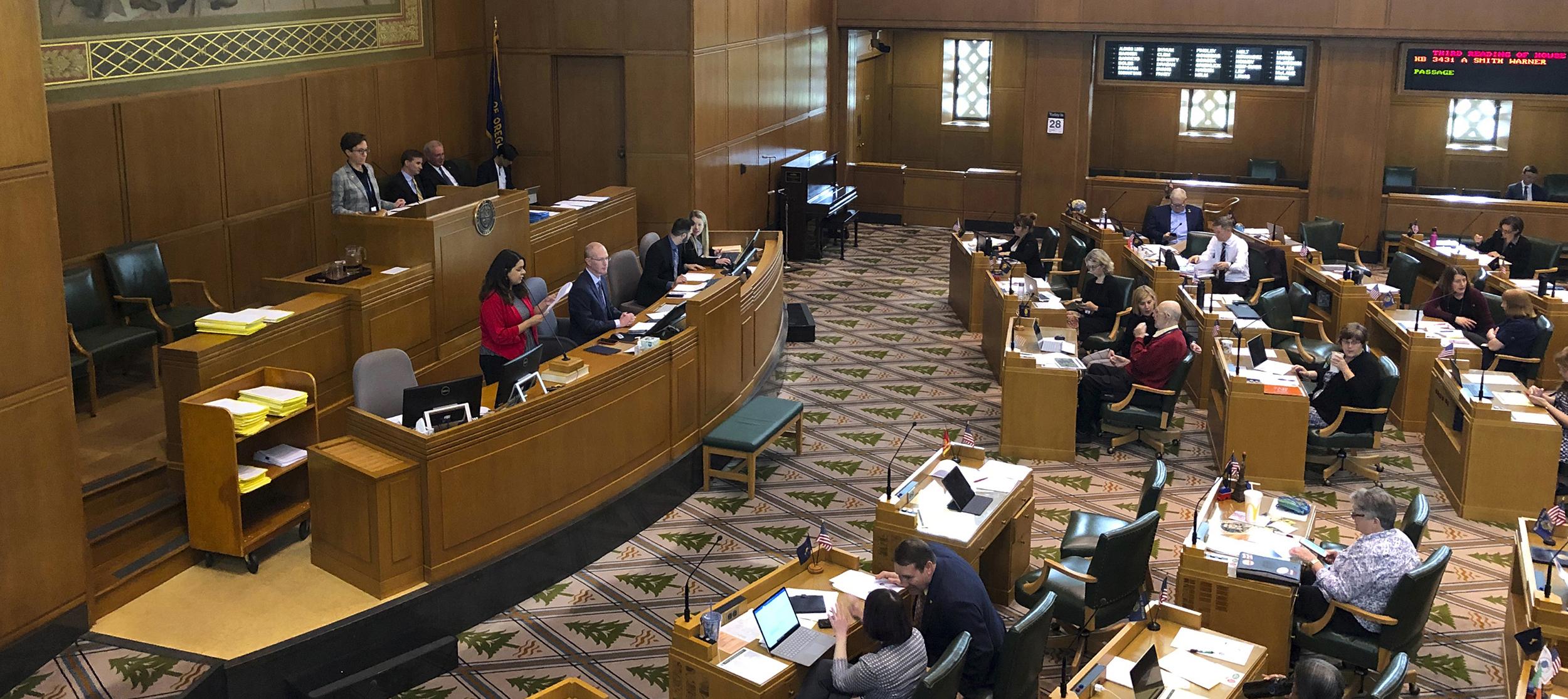 Oregon Lawmakers