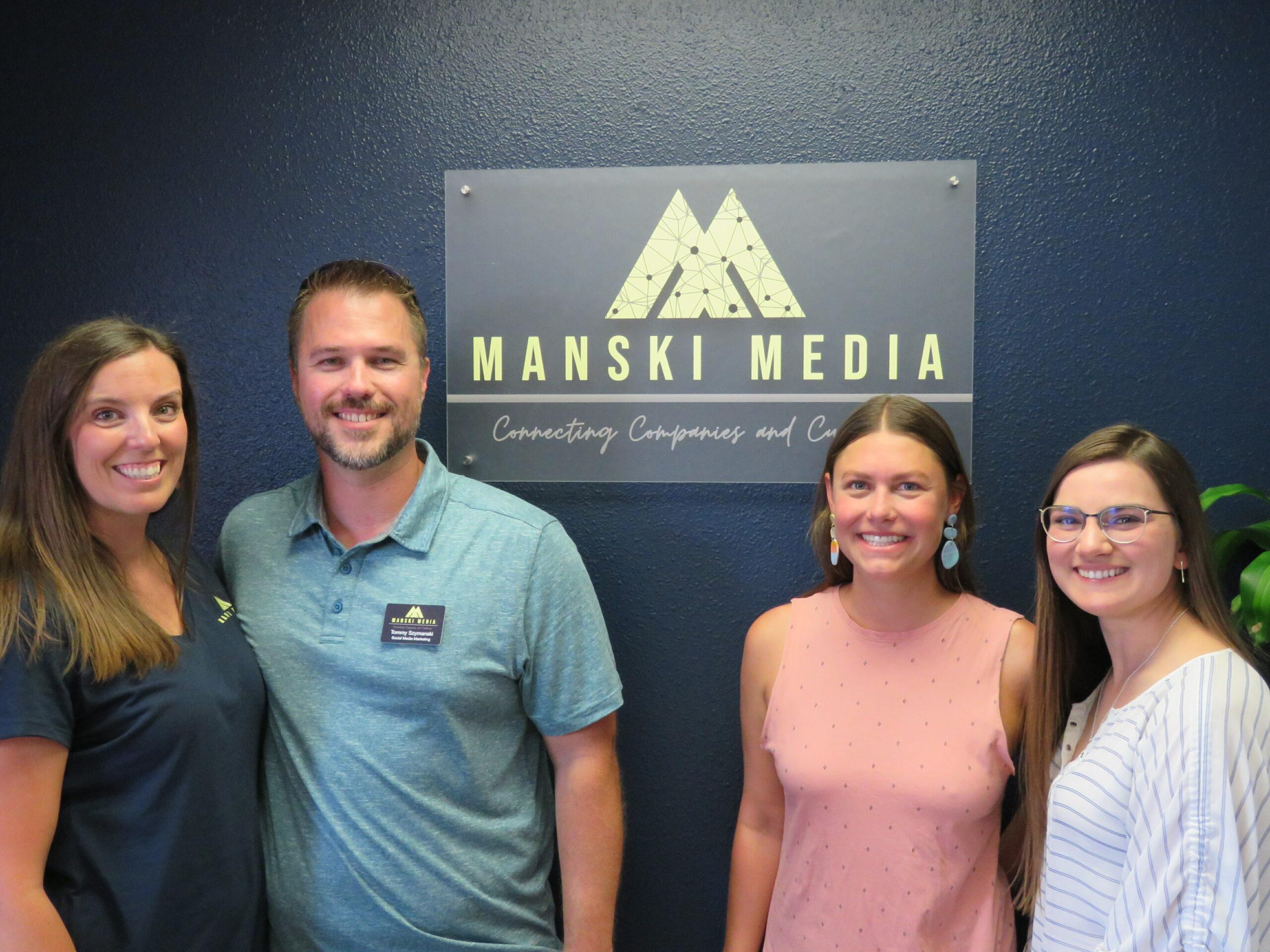 Manski Media — Ribbon Cutting