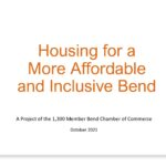 Housing for a more affordable Bend